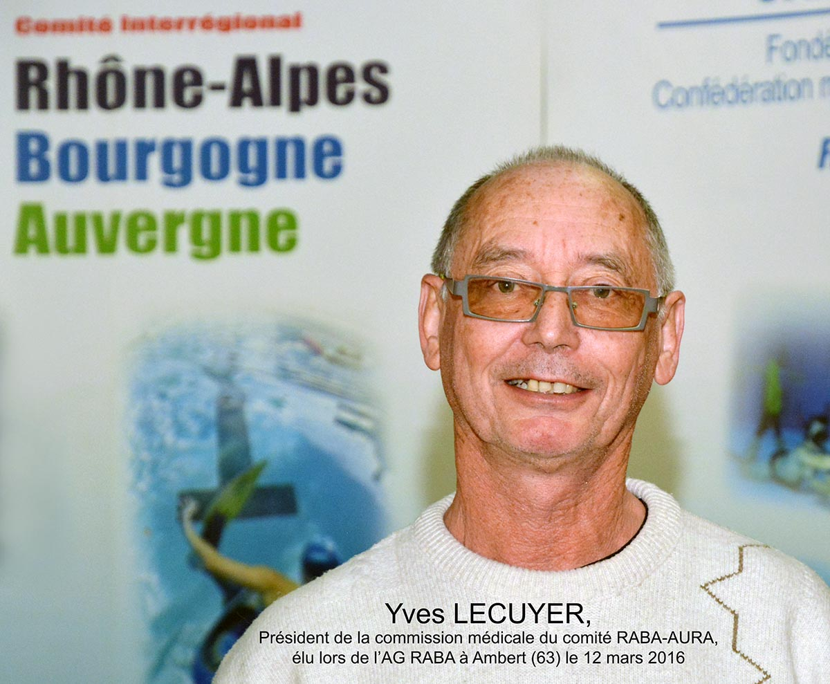 Yves LECUYER election