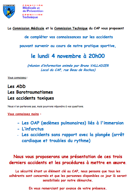 Reunion Infos Accidents