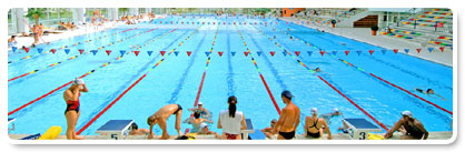 Clermont ferrand coubertin club arverne de plong e for Piscine coubertin